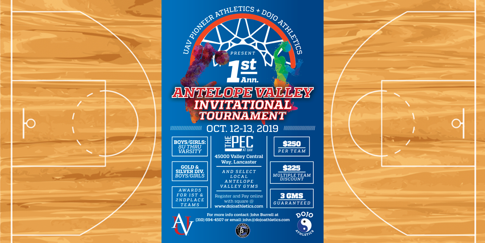 OCT 12-13: Antelope Valley Invitational Tournament