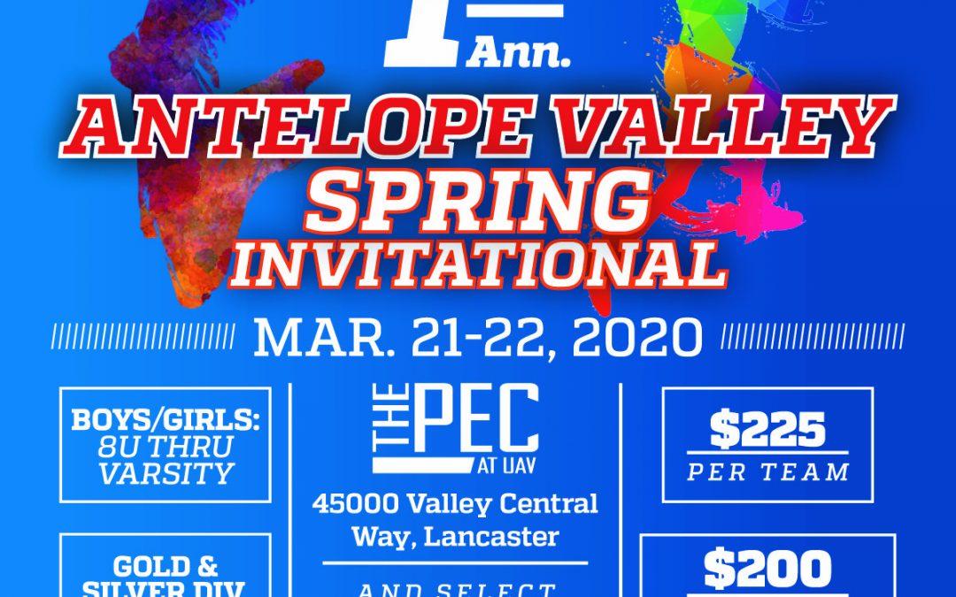 Antelope Valley Spring Invitational